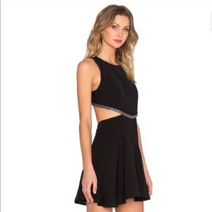 NWT Revolve NBD black dress